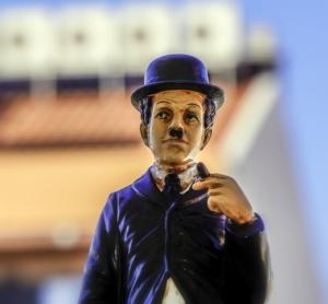 Charles Ch%c%aplin Actor Sculpture  - JosepMonter / Pixabay
