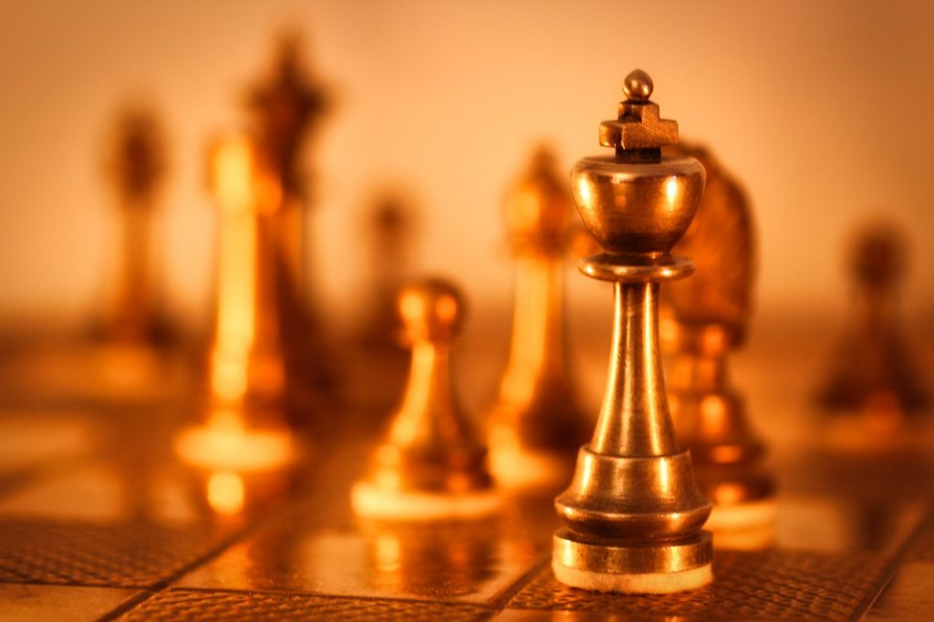 Chess Board Game Strategy  - Lolame / Pixabay