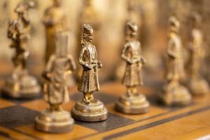 Chess Game Strategy Defense Fun  - Engin_Akyurt / Pixabay