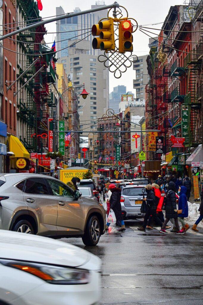 Chinatown New York City Street  - marekr / Pixabay