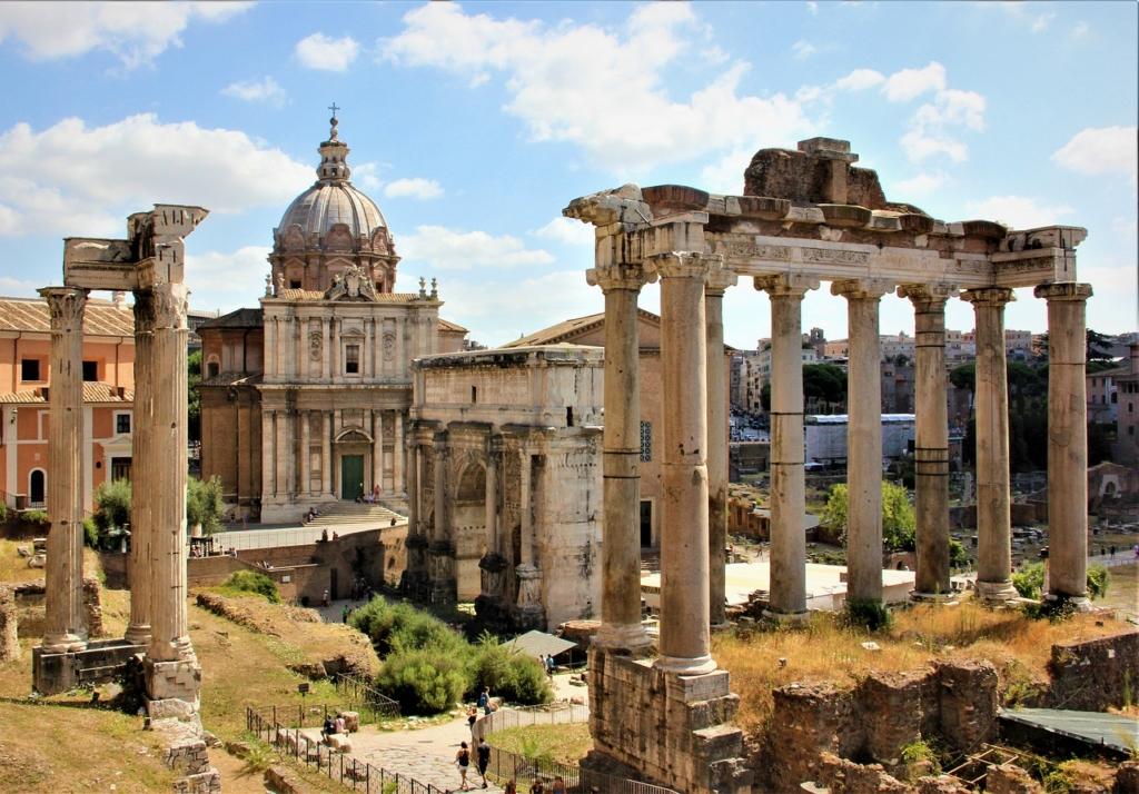 Church Monument Columns Ruins  - hameleon4422 / Pixabay