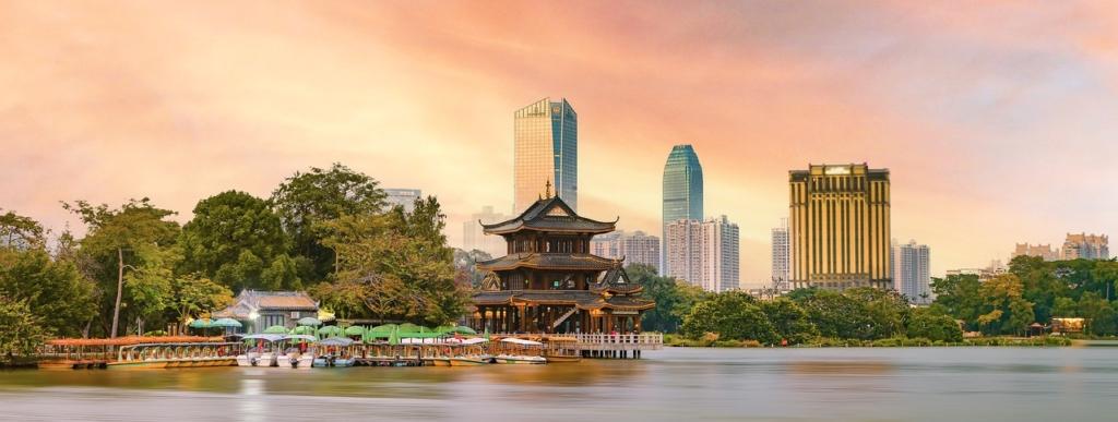 City Lake Huizhou West Lake  - we-o_rd35lnvyd2vmvjrs7 / Pixabay