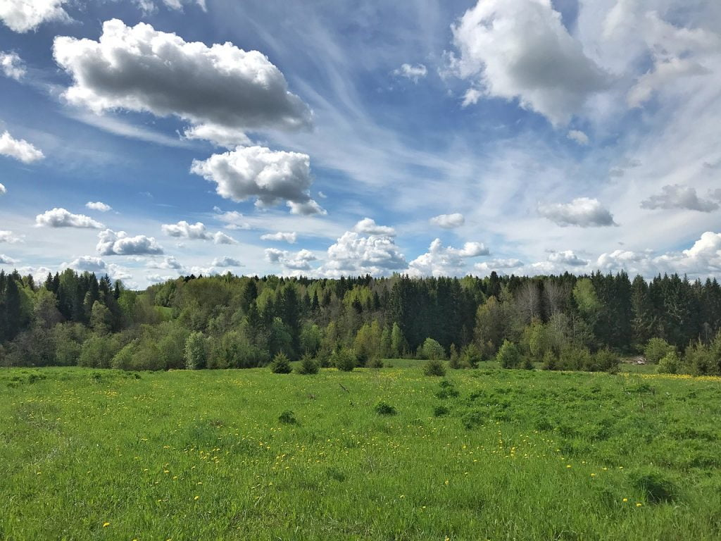 Cloud Clouds Countryside  - dapictures_team / Pixabay
