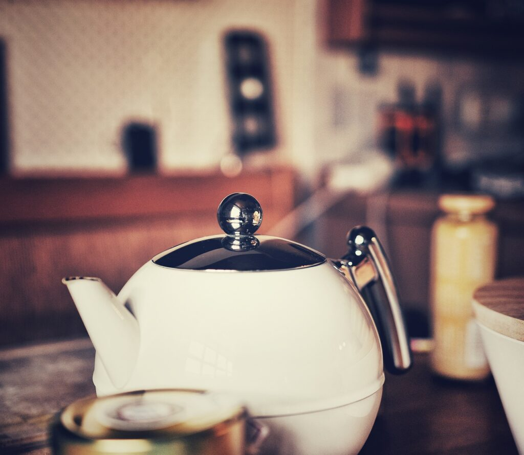 Coffee Pot Drink Kitchen Breakfast  - Beeze / Pixabay