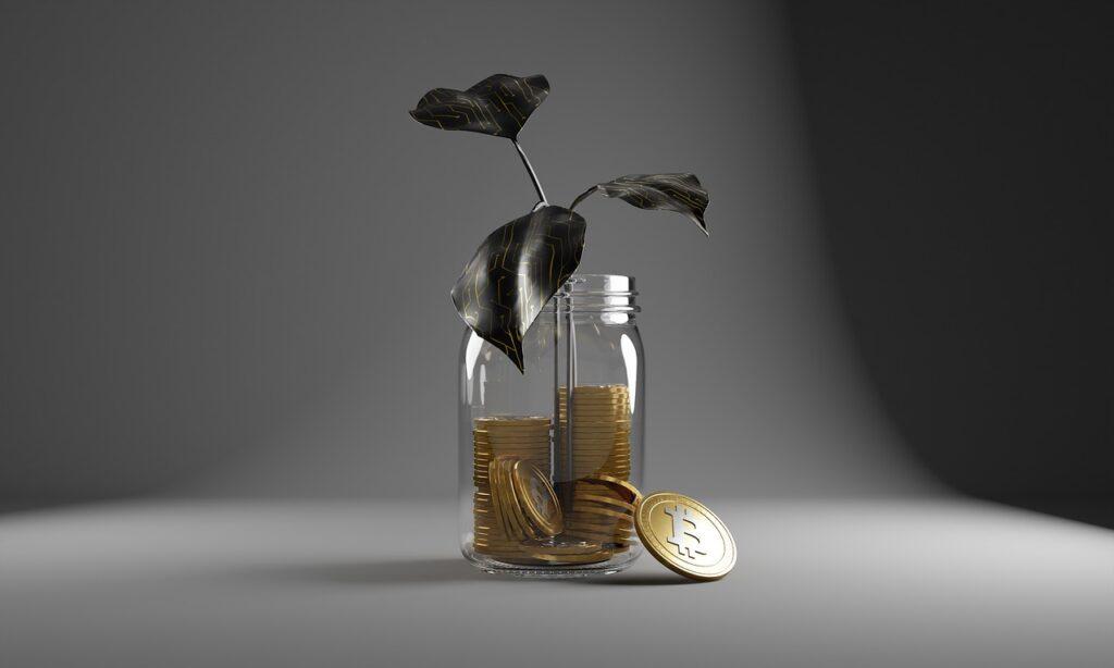 Coins Cash Bitcoin Money  - QuinceCreative / Pixabay