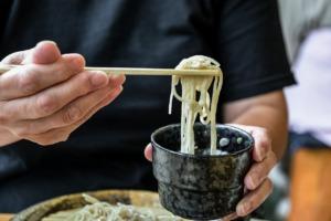 Cold Soba Japanese Food Soba  - Johnnys_pic / Pixabay
