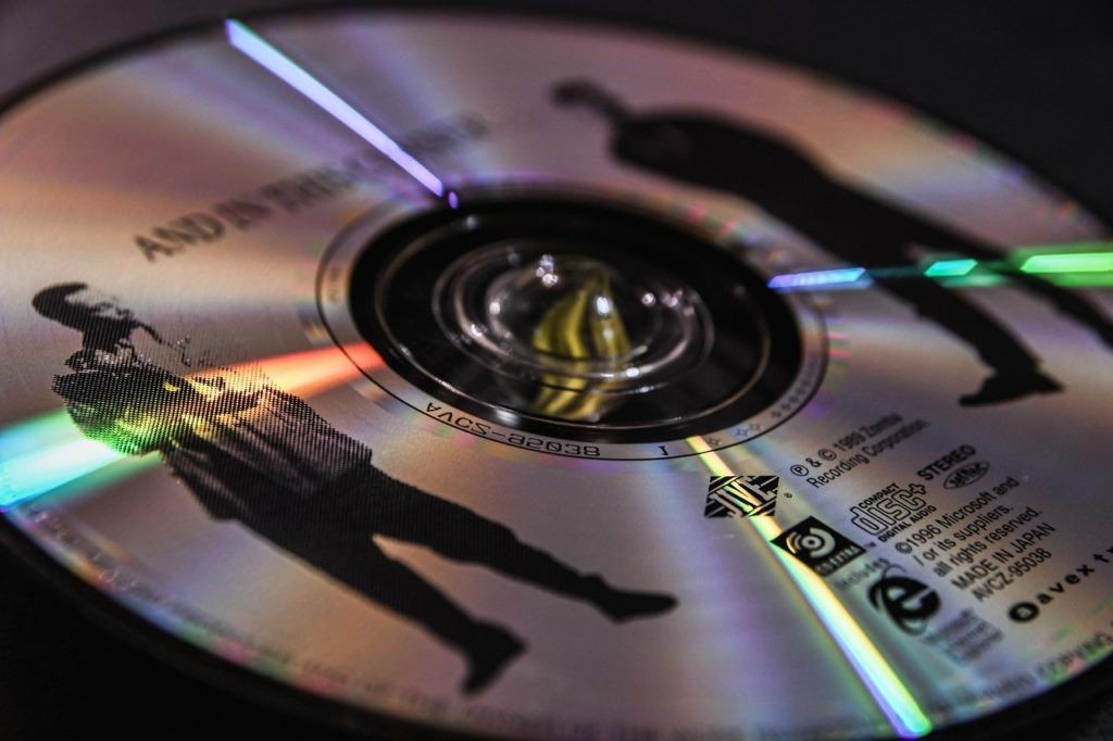 Compact Disc Music Cd Album  - Johnnys_pic / Pixabay