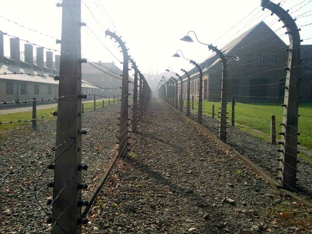 Concentration Camp Holocaust  - 579020 / Pixabay
