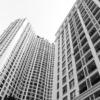 Condominium Building Black And White  - Leohoho / Pixabay