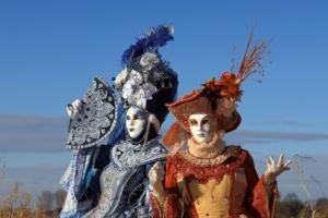 Costume Mask Masquerade Carnival  - WFranz / Pixabay