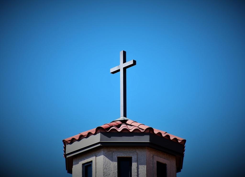 Cross Church Jesus Religion Faith  - Ray_Shrewsberry / Pixabay