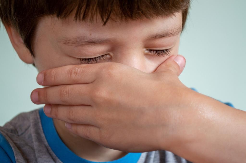 Crying Child Boy Tears Emotions  - Victoria_Borodinova / Pixabay