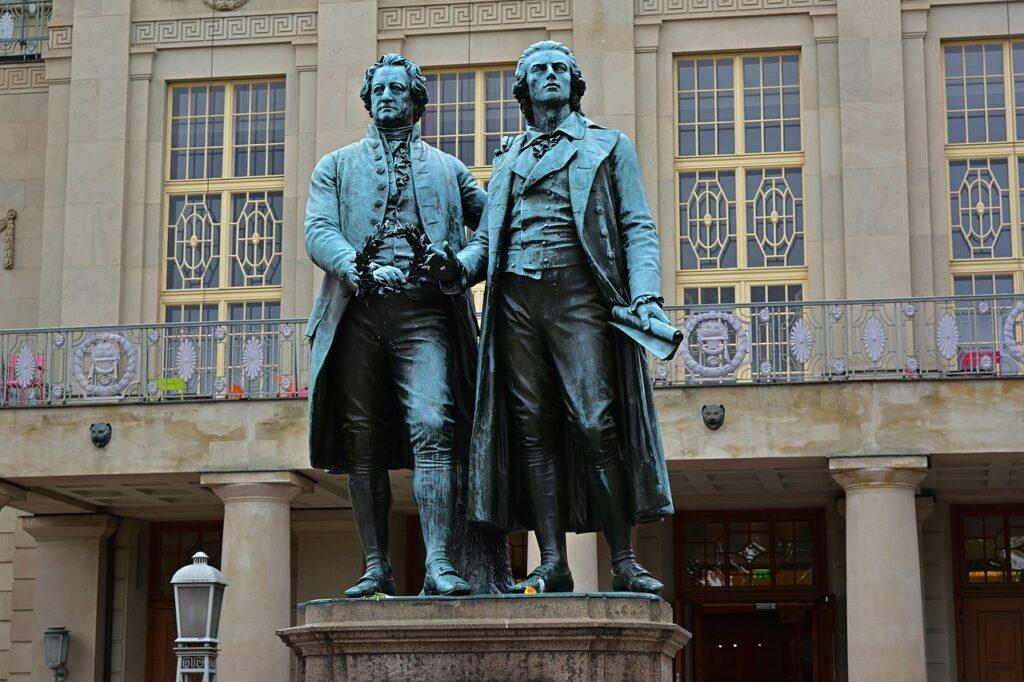 Culture National Theater Goethe  - jggrz / Pixabay