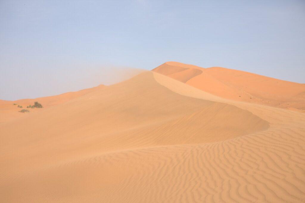Desert Dunes Sand Sahara Morocco  - fdlotus / Pixabay