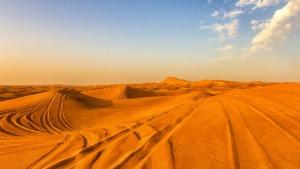 Desert Travel Exploration Outdoors  - Microsammy / Pixabay