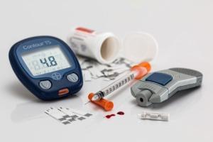 Diabetes Blood Sugar Diabetic  - stevepb / Pixabay