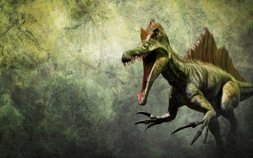 Dinosaur Dino Spinosaurus Spinosaur  - Yuri_B / Pixabay