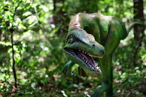 Dinosaur Prehistoric Dino Extinct  - PiotrZakrzewski / Pixabay