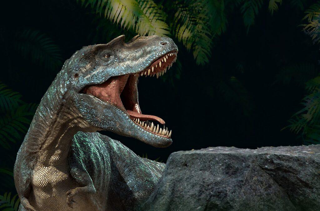 Dinosaur T Rex Animal Reptile Dino  - BiancavanDijk / Pixabay