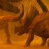 Dinosaurs Models Fog Animals  - Engin_Akyurt / Pixabay