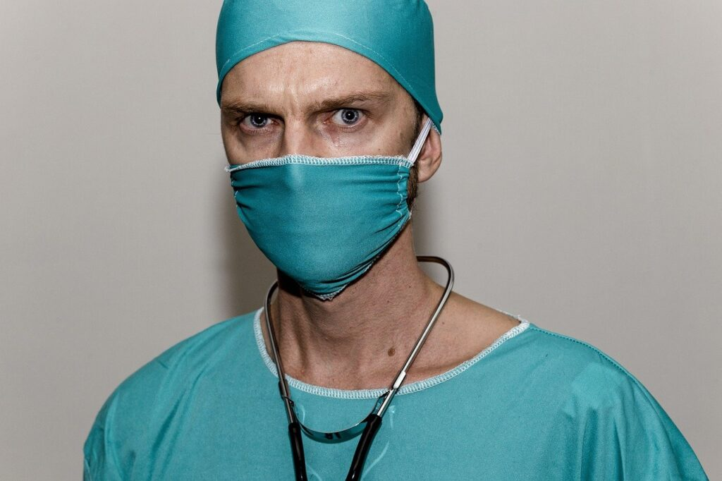 Doctor Corona Covid  Quarantine  - Sammy-Williams / Pixabay