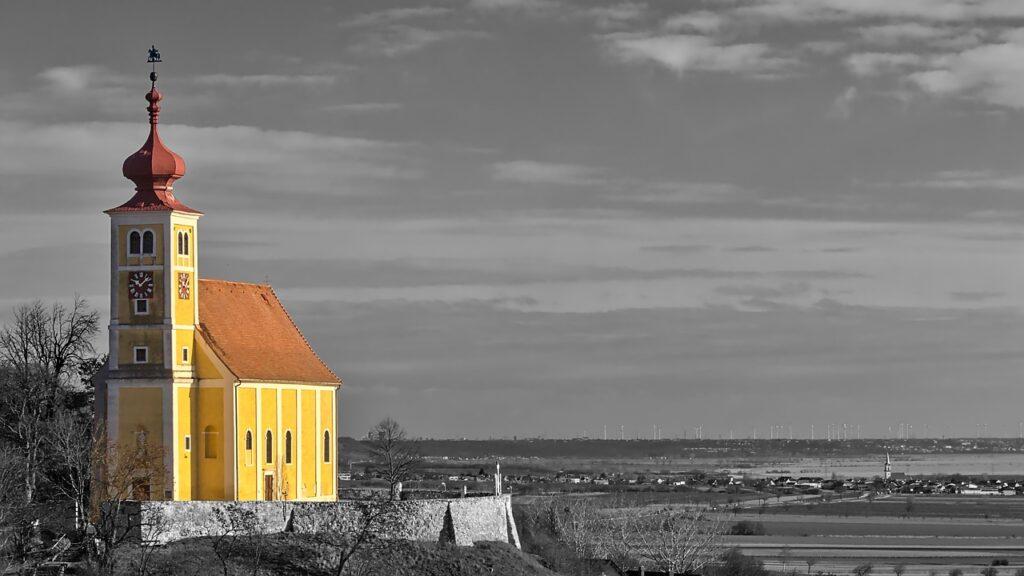 Donnerskirchen Church  - Pedalkraft / Pixabay