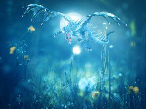 Dragon Creature Wings Fantasy  - PatoLenin / Pixabay