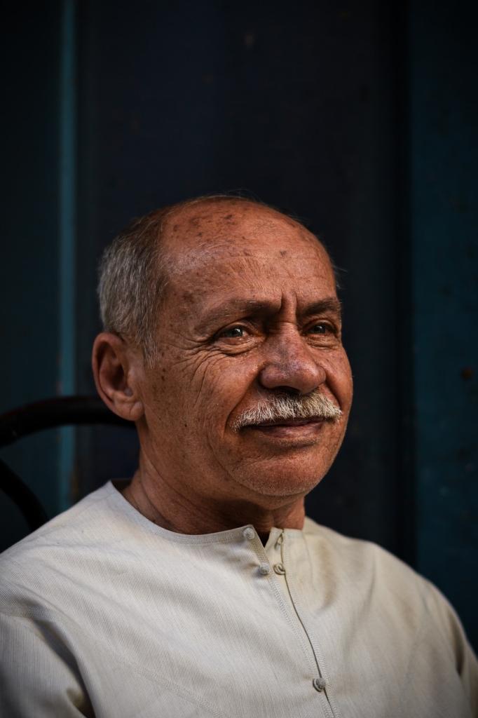 Egypt Man Elderly Portrait Street  - Omar_Abozeid / Pixabay