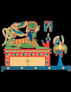 Egyptian Sphinx Goddess Drawing  - FROGMANBILLIONS / Pixabay