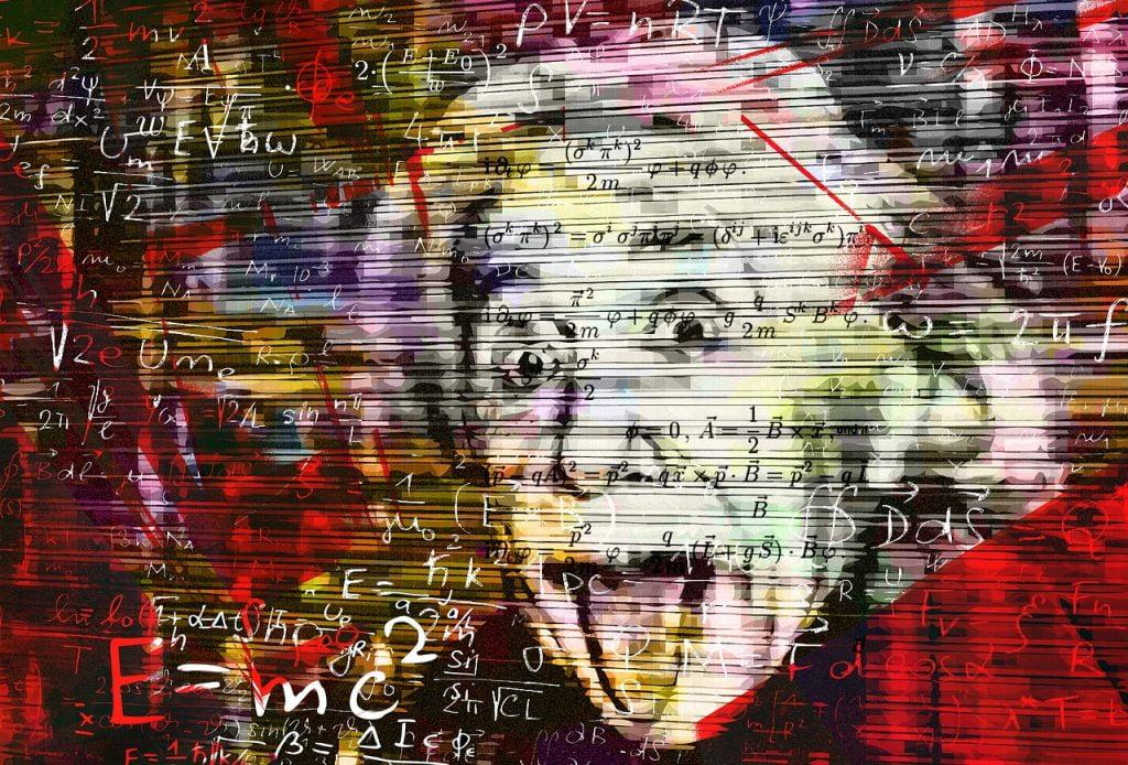 Einstein Relativity Physics  - Rob_de_Roy / Pixabay