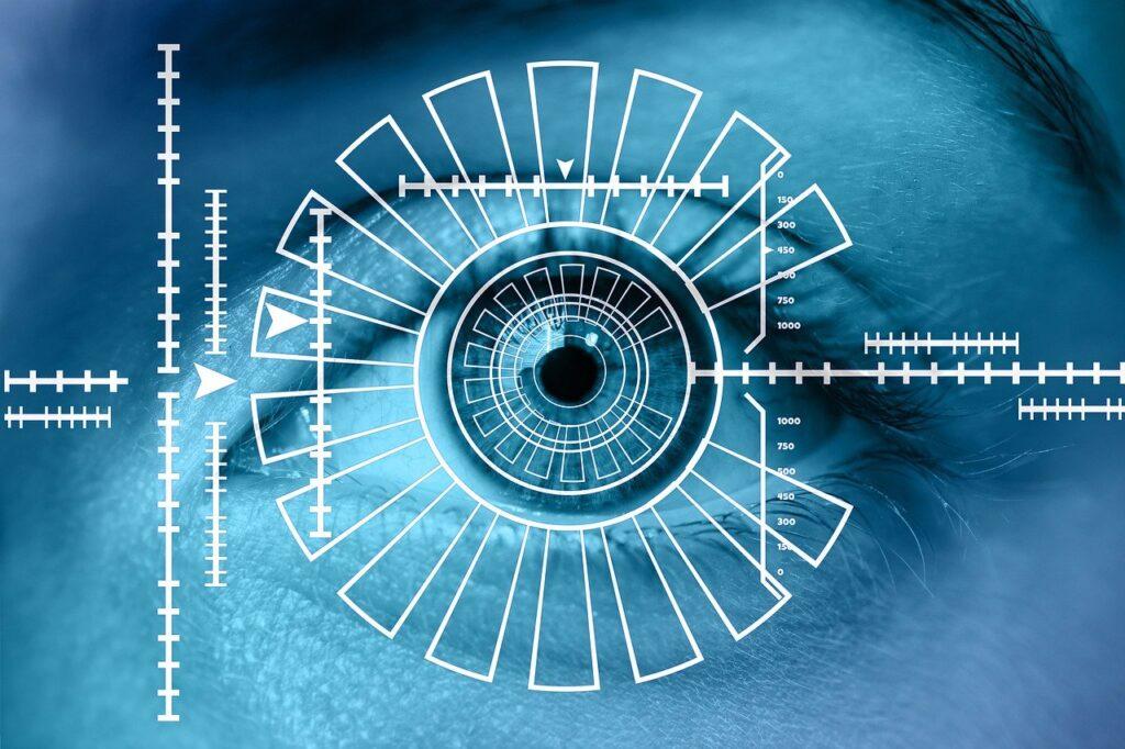 Eye Iris Biometrics  - geralt / Pixabay