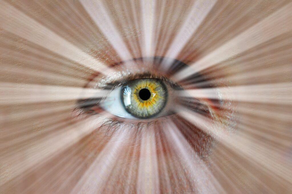 Eye Pupil Rays Perception  - geralt / Pixabay