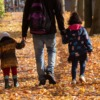 Family Together Outdoors Autumn  - wal_172619 / Pixabay