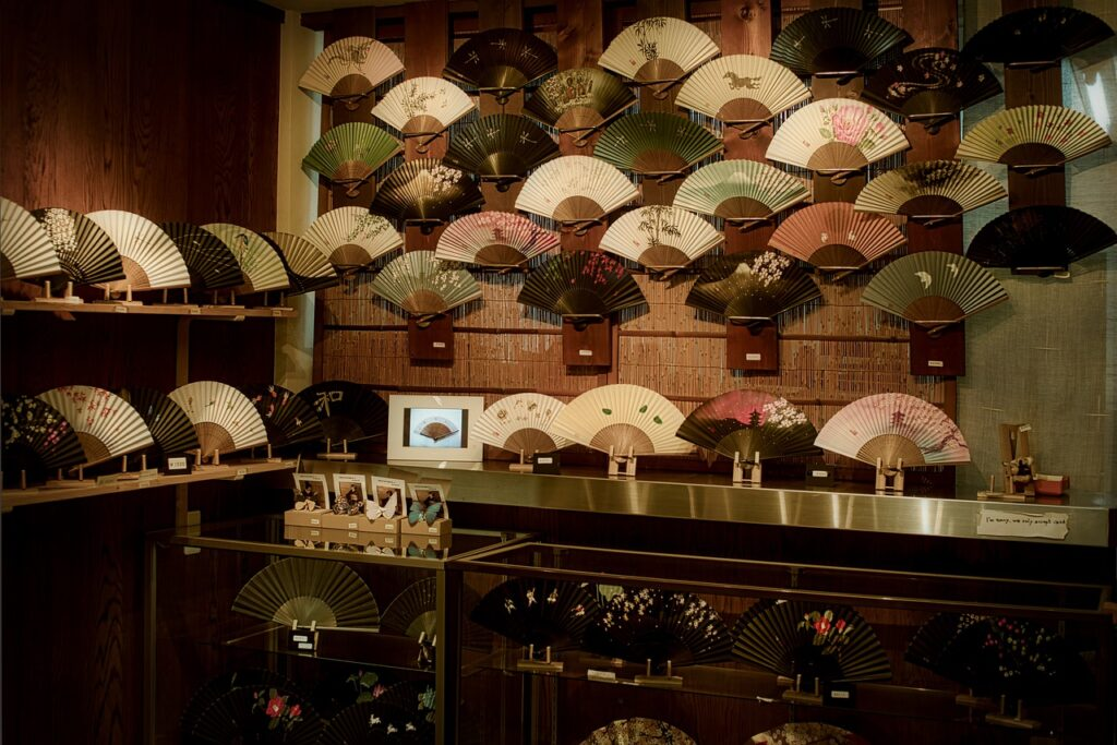 Fan Shop Boutique Interior  - djedj / Pixabay