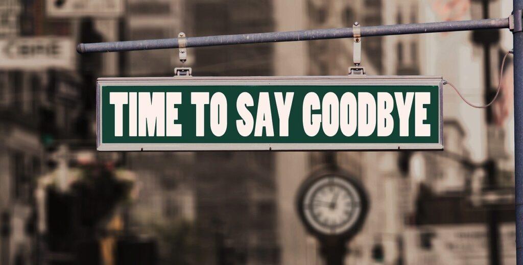 Farewell Say Goodbye Bye Road  - geralt / Pixabay