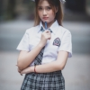Fashion School Uniform Girl  - TieuBaoTruong / Pixabay