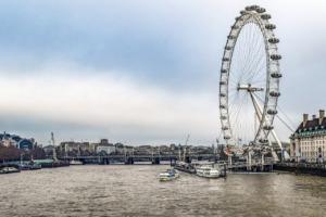 Ferris Wheel London Eye River Ride  - dimitrisvetsikas1969 / Pixabay