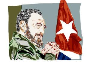 Fidel Castro Cuba Revolutionary  - hafteh7 / Pixabay