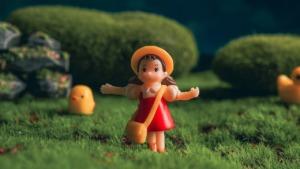 Figurine Girl Nature Cute Anime  - Javaistan / Pixabay