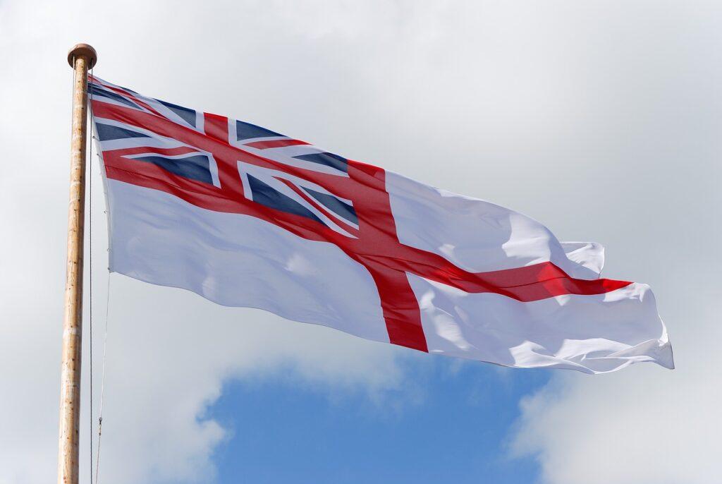 Flag United Kingdom Flag Union Flag  - dendoktoor / Pixabay