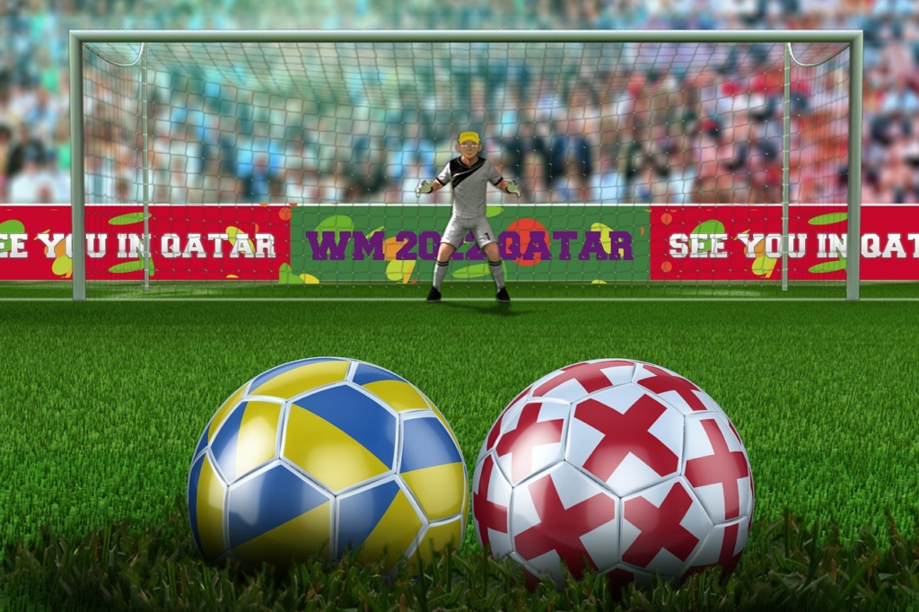 Football Goalkeeper Quarter Finals  - jorono / Pixabay