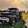 Ford F Pickup Truck Antique Car  - wolfeosti / Pixabay