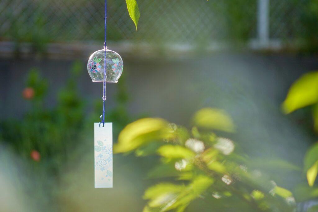 Furin Wind Chime Hanging  - morn_japan / Pixabay