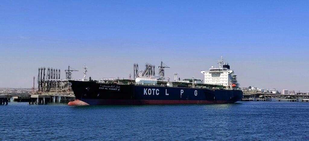 Gas Carrier Lpg Vessel Ship Tanker  - Capt-M / Pixabay