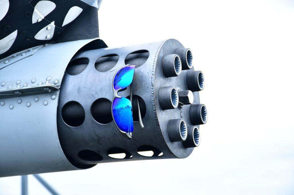 Gatling Gun Warthog Gun A  Gun  - dayamay / Pixabay