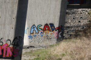 Grafitti Wall Bridge Art  - schauhi / Pixabay