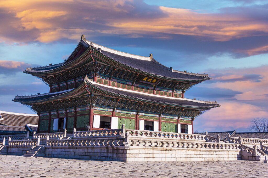 Gyeongbokgung Pagoda Landmark  - bongki66 / Pixabay