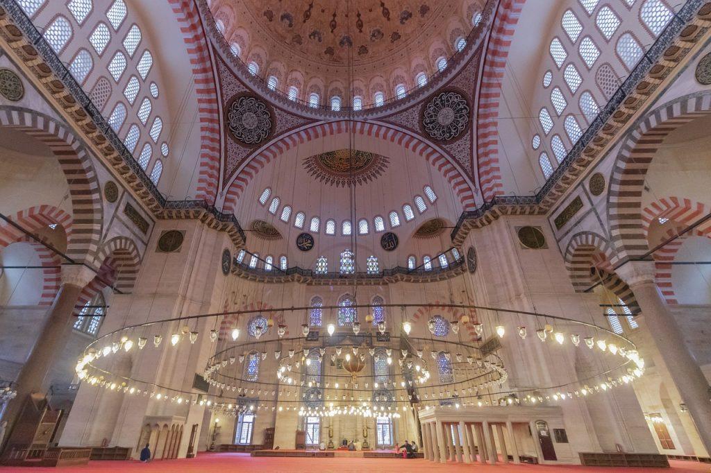Hagia Sophia Mosque  - mostafa_meraji / Pixabay