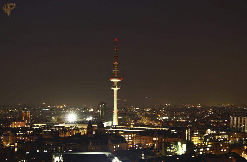 Hamburg Tv Tower Fair Radio Tower  - LUX-187 / Pixabay