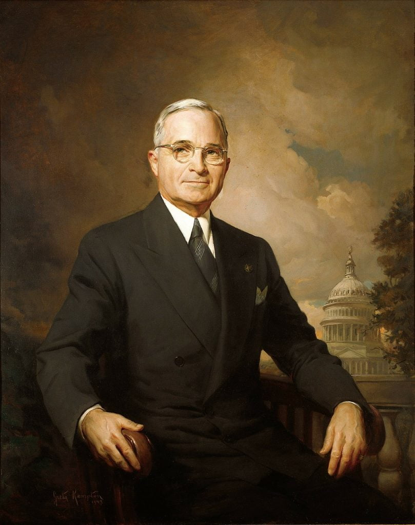Harry S Truman President Usa  - WikiImages / Pixabay